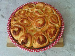 Снимка 1 от рецепта за Сиреньови питки