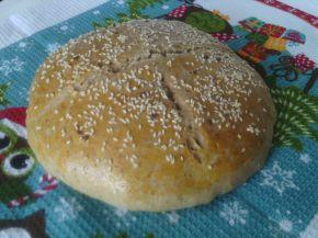 Снимка 1 от рецепта за Лимецова содена питка