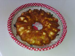 Снимка 1 от рецепта за Кекс с царевичен грис