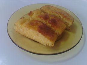 Снимка 1 от рецепта за Малай с пудра захар