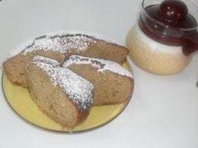 Снимка 1 от рецепта за Кекс с два вида сладко
