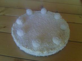 Снимка 1 от рецепта за Торта Рафаело - II вариант