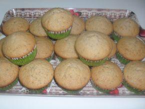 Снимка 1 от рецепта за Мъфини с орехови и кайсиеви ядки
