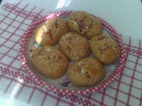 Снимка 1 от рецепта за Питчици от лимец и типово брашно с пълнеж от сирене и кренвирши