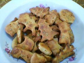 Снимка 1 от рецепта за Солени бисквитки