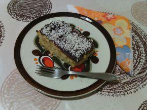 Снимка 1 от рецепта за Надупчен сладкиш с пудинг шоколад
