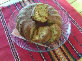 Снимка 1 от рецепта за Кекс със сушени домати и овесени ядки