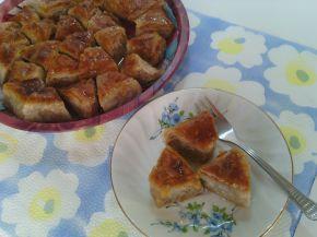 Снимка 1 от рецепта за Баклава с какао и мандарина