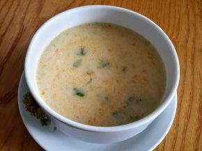 Снимка 1 от рецепта за Супа с прясно зеле