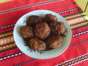Снимка 1 от рецепта за Кюфтета със свинска и говежда кайма