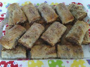 Снимка 1 от рецепта за Щрудел с круши и ябълки
