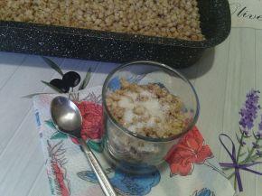 Снимка 1 от рецепта за Грухана пшеница с лимон, канела и орехи
