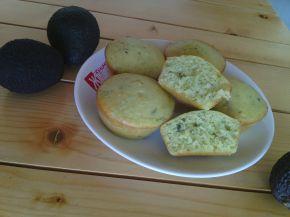 Снимка 1 от рецепта за Мъфини с авокадо