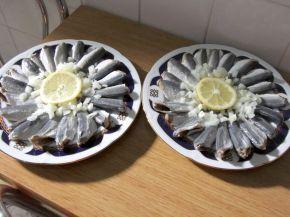 Снимка 1 от рецепта за Маринован сафрид