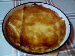 Снимка 1 от рецепта за Клин с ориз и сирене