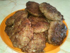 Снимка 1 от рецепта за Пържени кюфтета с подправки