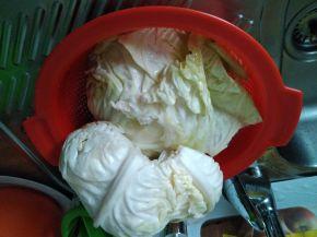 Снимка 1 от рецепта за Кисело зеле за зимата