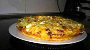 Снимка 1 от рецепта за Домашна пица - III вариант
