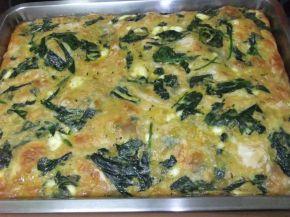 Снимка 1 от рецепта за Баница със спанак