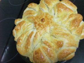 Снимка 1 от рецепта за Памучна погача
