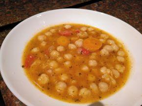 Снимка 1 от рецепта за Нахут яхния