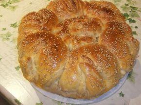 Снимка 1 от рецепта за Питка 65 г