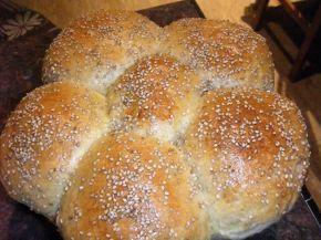Снимка 1 от рецепта за Пухкави питки