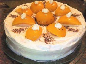Снимка 1 от рецепта за Бърза тортичка Ники