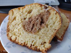 Снимка 1 от рецепта за Кекс пухкавелко