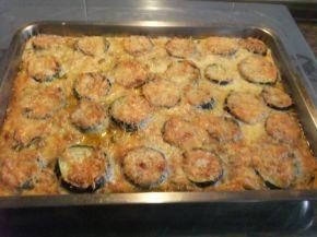 Снимка 1 от рецепта за Запеканка с тиквички и пилешко месо