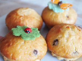 Снимка 6 от рецепта за Chocolate Chip Muffins с лешници