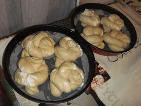 Снимка 7 от рецепта за Две питки - душички