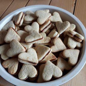 Снимка 5 от рецепта за Линцер сладки