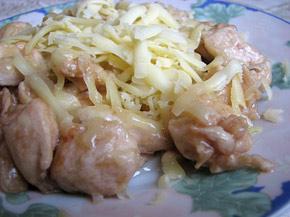 Снимка 3 от рецепта за Пържени пилешки хапки