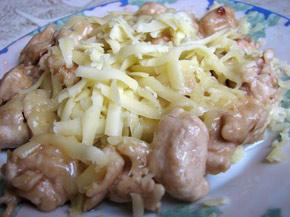 Снимка 4 от рецепта за Пържени пилешки хапки