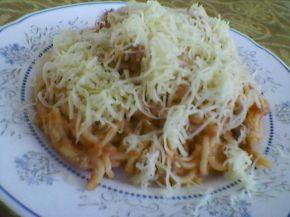 Снимка 5 от рецепта за Спагети ала `Болонезе`