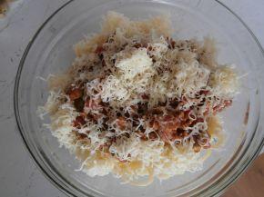 Снимка 7 от рецепта за Спагети ала `Болонезе`