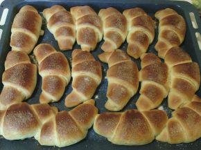 Снимка 2 от рецепта за Великденски локумени кифли
