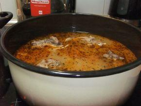 Снимка 3 от рецепта за Агнешки език с ориз