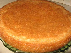 Снимка 3 от рецепта за Арабско реване с грис и малинов сироп
