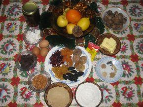 Снимка 2 от рецепта за Ароматен коледен сладкиш