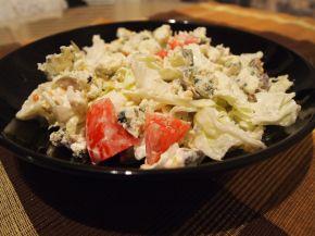 Снимка 2 от рецепта за Ароматна салата