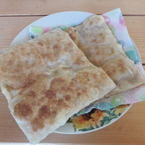 Снимка 2 от рецепта за Бабините гюзлеми на сач