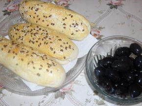 Снимка 2 от рецепта за Багети с маслини