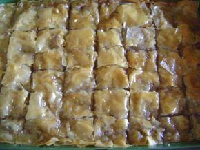 Снимка 3 от рецепта за Баклава с  грис