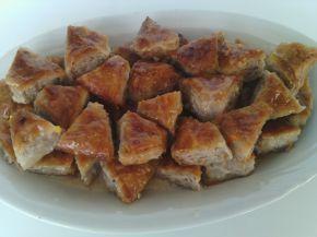 Снимка 2 от рецепта за Баклава с какао и мандарина