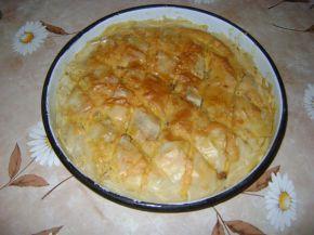 Снимка 3 от рецепта за Баклава с плънка - II вариант