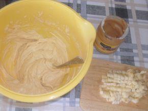 Снимка 2 от рецепта за Бананов кекс с фъстъчено масло