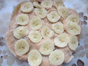 Снимка 2 от рецепта за Бананова бисквитена торта