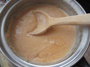 Снимка 3 от рецепта за Бананова бисквитена торта